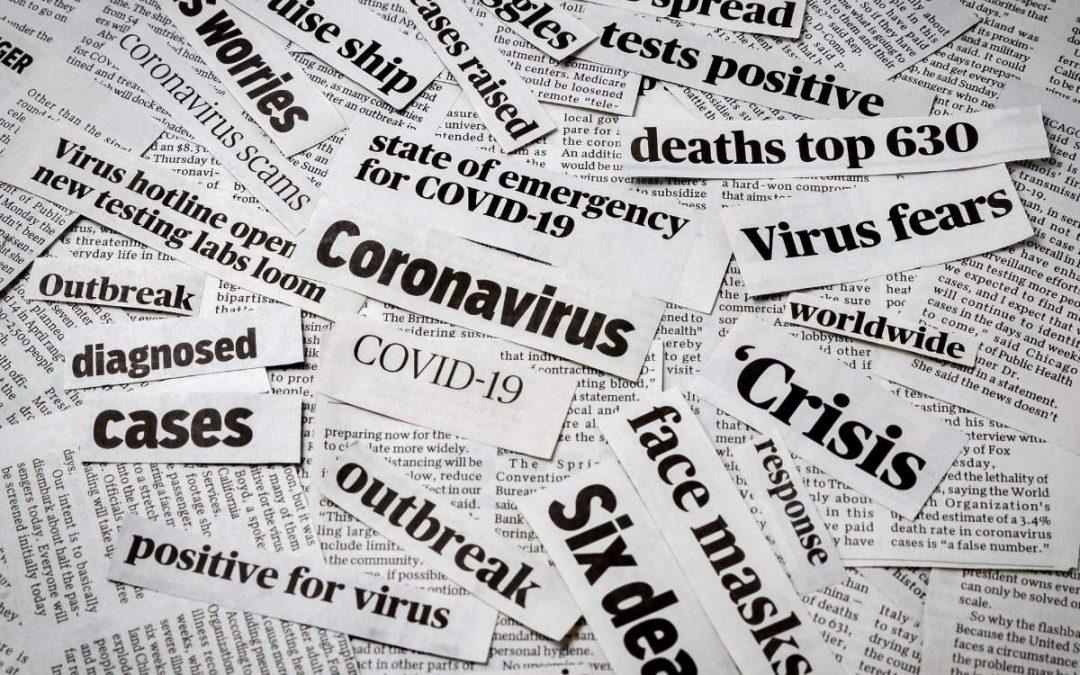 coronavirus finance guide