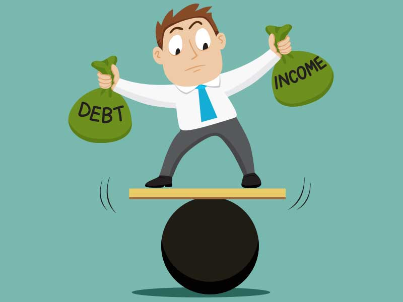 What to Do if You Find Yourself in Bad Debt